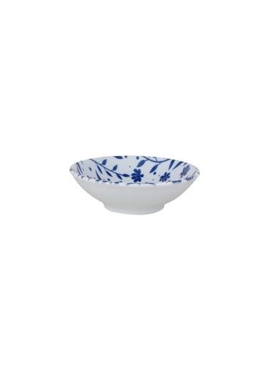 Porland Porland Blue Desen.2 Kase 12cm Renkli